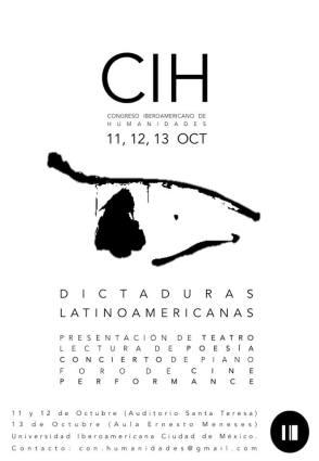 cartel-congreso-iberoamericano-de-humanidades