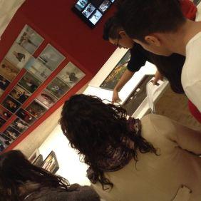 Visita Sophie Calle, Museo Rufino Tamayo