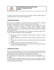 Convocatoria para la plaza de PTC de Arte 2018_Page_1
